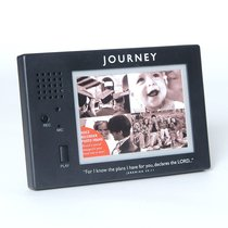 Voice Message Photo Frame: Journey