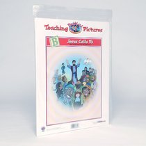 Dlc Preschool: NT, Unit B (Pictures) (Discipleland Preschool, Ages 3-5 Series)