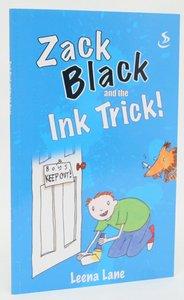 Zack Black and the Ink Trick (#03 in Zack Black Series)