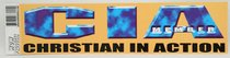 Bumper Sticker: Cia Member
