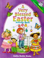 A Very Blessed Easter (Activity Book)