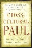 Cross-Cultural Paul Paperback