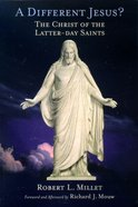A Different Jesus? Paperback