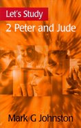 2 Peter and Jude (Let's Study (Banner Of Truth) Series) Paperback