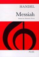 Handels Messiah Prout Vocal Score