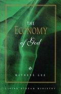 The Economy of God Paperback