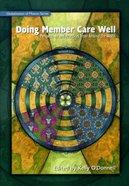 Doing Member Care Well Paperback