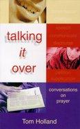 Talking It Over Paperback