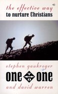 One to One Paperback