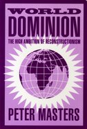 World Dominion Paperback