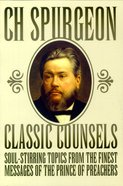 Classic Counsels Paperback