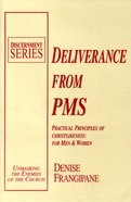 Deliverance From Pms Paperback
