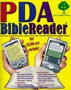 Pda Biblereader For Palm & Pocketpc CDROM Cd-rom