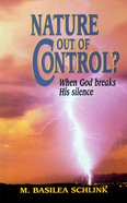 Nature Out of Control Paperback