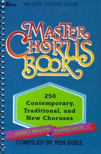 Master Chorus Book