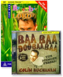 Remember the Lord/Baa Baa Doo Baa Baa CD Pack