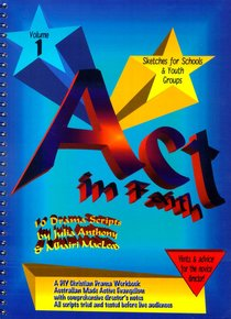Act in Faith #01: Sketches For Schools & Youth Groups
