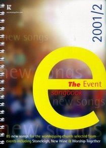 Stoneleigh 2001/2002 Event Songbook