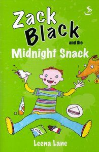 Zack Black and the Midnight Snack (#02 in Zack Black Series)