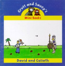 David and Goliath (Mini Gruff And Saucy Series)