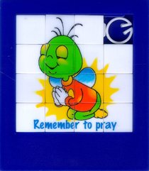 Slide Puzzle: Remember to Pray