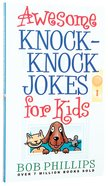 Awesome Knock Knock Jokes For Kids Mass Market