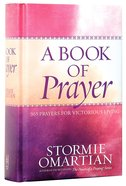 A Book of Prayer Hardback