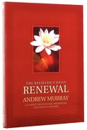 The Believer's Daily Renewal Paperback