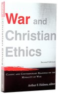 War and Christian Ethics (2nd Edition) Paperback