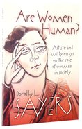 Are Women Human? Paperback