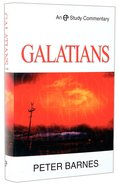 Galatians (Evangelical Press Study Commentary Series)