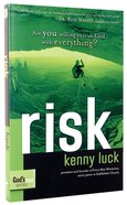 Risk (#01 in God's Man Series) Paperback