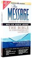 Message Complete Bible MP3 CD Audio Ebook CD