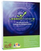 Lessonmaker 8.0 Adult Meeting Kits CDROM