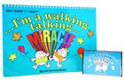 I'm a Walking, Talking Miracle (Book And Cd)
