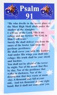 Bookmark: Psalm 91 Stationery
