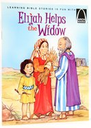 Elijah Helps the Widow (Arch Books Series) Paperback