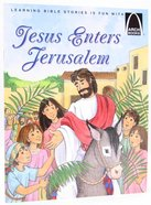 Jesus Enters Jerusalem (Arch Books Series) Paperback