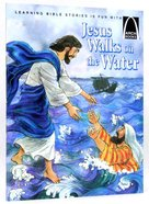Jesus Walks on the Water (Arch Books Series) Paperback