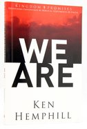 We Are Paperback