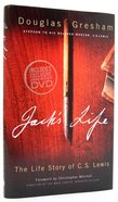 Jack's Life: The Life Story of C S Lewis With DVD Hardback