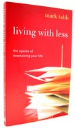 Living With Less Paperback