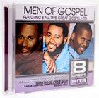 8 Great Hits: Great Men of Gospel CD