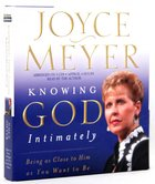 Knowing God Intimately CD