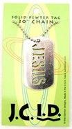 Jcid Tag: Jesus Jewellery