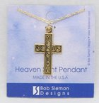 Cross Pendant: Messiah