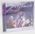 Presence (Accompaniment) (Backing Tracks) CD