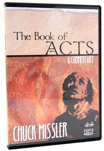 Commentary Acts Win/Mac Cd-Rom MP3