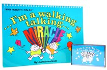 Im a Walking, Talking Miracle (Book And Cd)