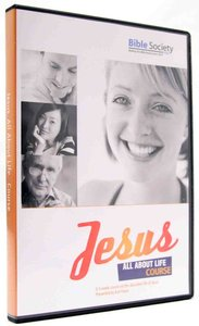 Jesus All About Life 5 Week Course DVD